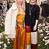 Sienna Miller and Julianne Moore
