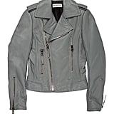Balenciaga Leather Motorcycle Jacket