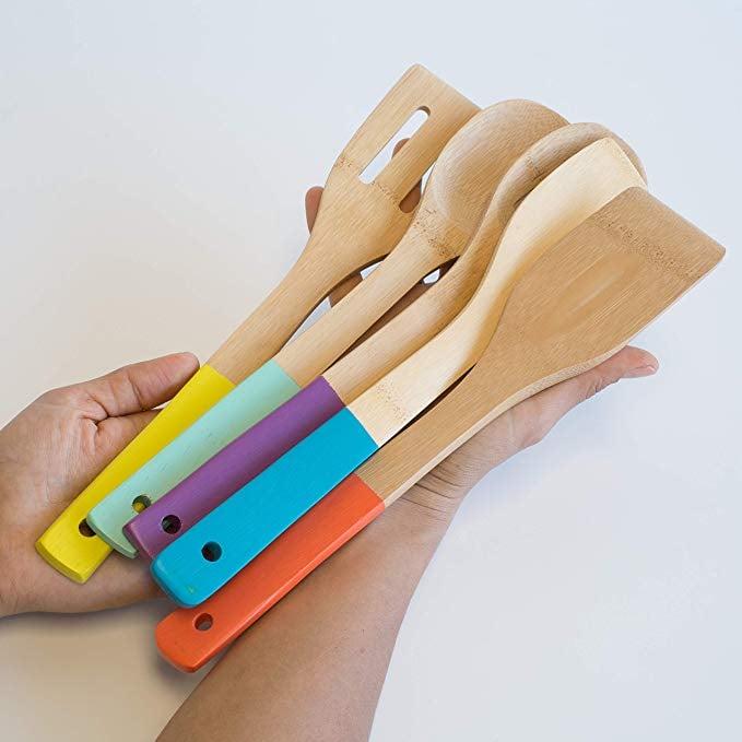 Now Designs Bamboo Utensils