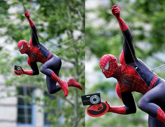 Take Photos Like You're Spiderman - or Tobey Maguire