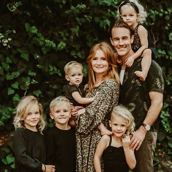 James Van Der Beek's Wife Is Pregnant With Their Sixth Child
