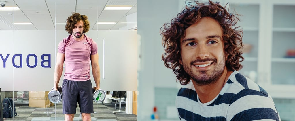 POPSUGAR Interview: The Body Coach, Joe Wicks