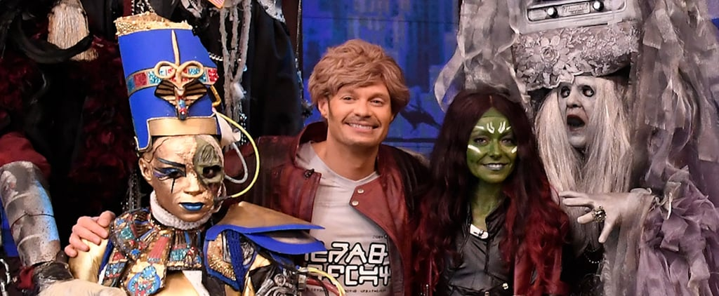 Kelly Ripa and Ryan Seacrest Had Not 1 but 6 Spot-On Halloween Costumes This Year