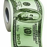 Big Mouth Inc. 100 Dollar Money Funny Toilet Paper