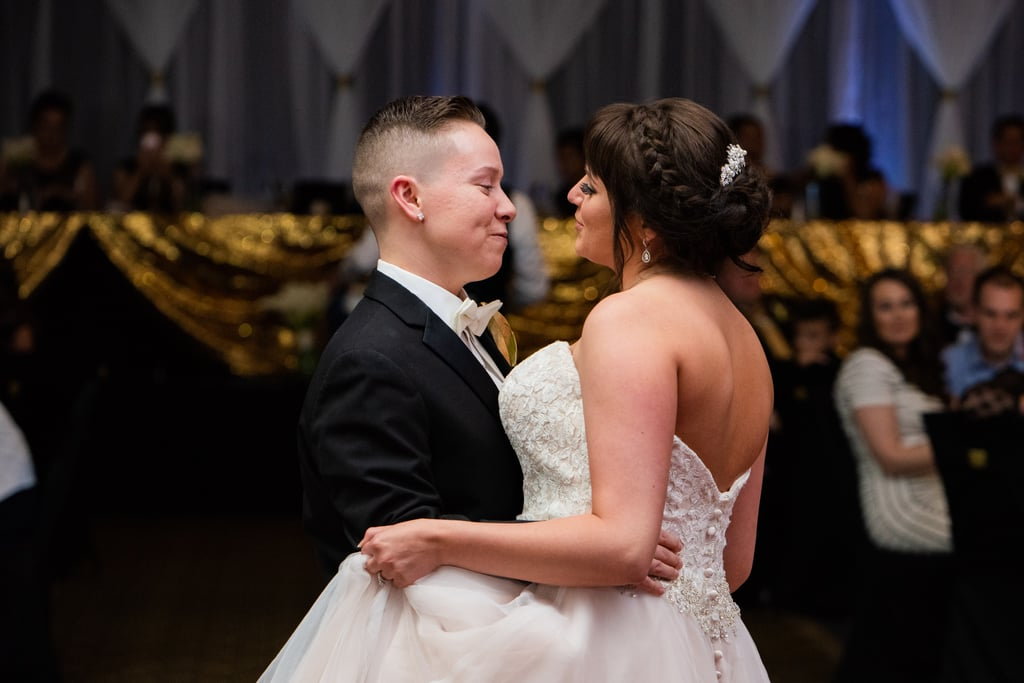 Apryl and MacKenzie had a Spring wedding in Davenport, IA.