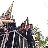US Women's Soccer Team Ticker-Tape Parade Photos