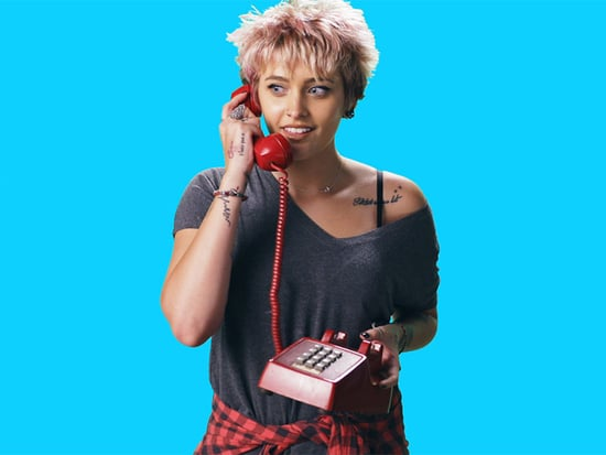 Paris Jackson Makes Cameo Appearance as '80s Rock Girl in 'She's Tight' Music Video Remake
