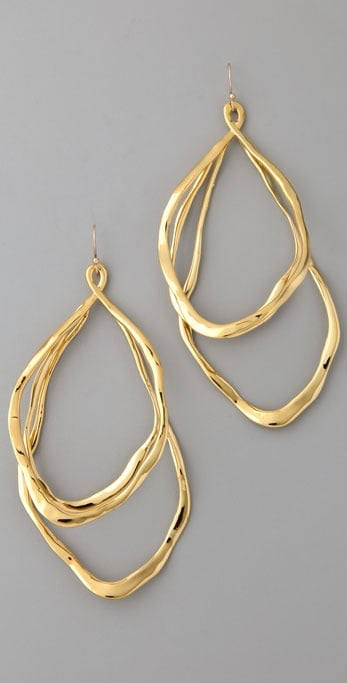 Alexis Bittar Interlaced Earrings ($195)