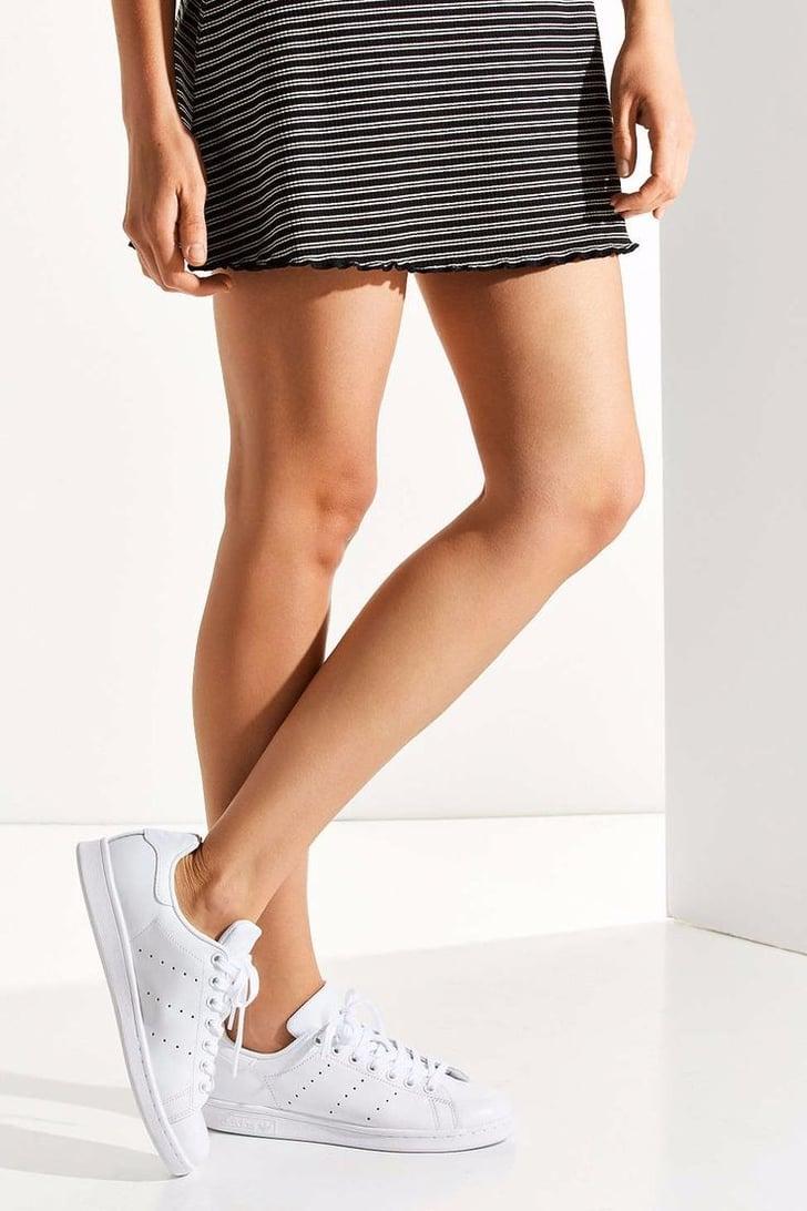 Stylish White Sneakers   POPSUGAR Fashion