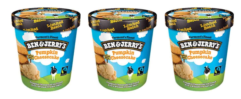 Ben & Jerry's Latest Fall Flavor May Be Better Than a PSL