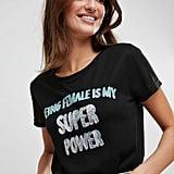 Sugar Dust Super Power T-shirt