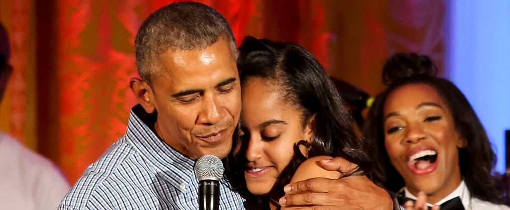 Barack Obama's Quotes About Malia Going to College