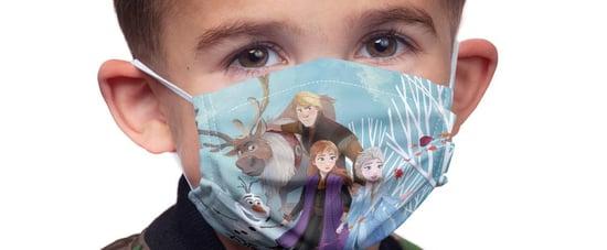 MaskClub Disney Washable Face Masks For Kids