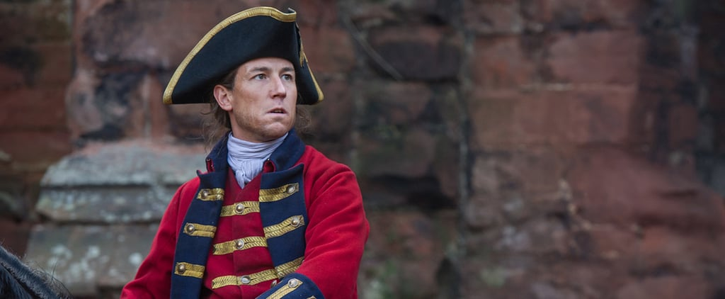 "Outlander Villain Tobias Menzies Talks About the ""Uncomfortable Viewing"" Coming Up"