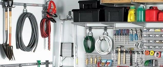 Garage Organisation Ideas