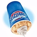 Dairy Queen Pumpkin Pie Blizzard