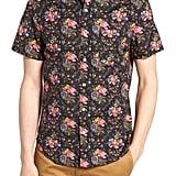 J. Crew Floral Print Sport Shirt ($65)