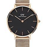 Daniel Wellington Classic Petite Mesh Strap Watch