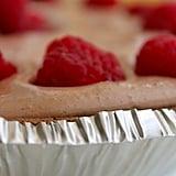 No-Bake Raspberry Nutella Pie
