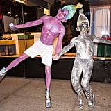 Daniel Sinasohn and Frankie J. Grande as Trolls