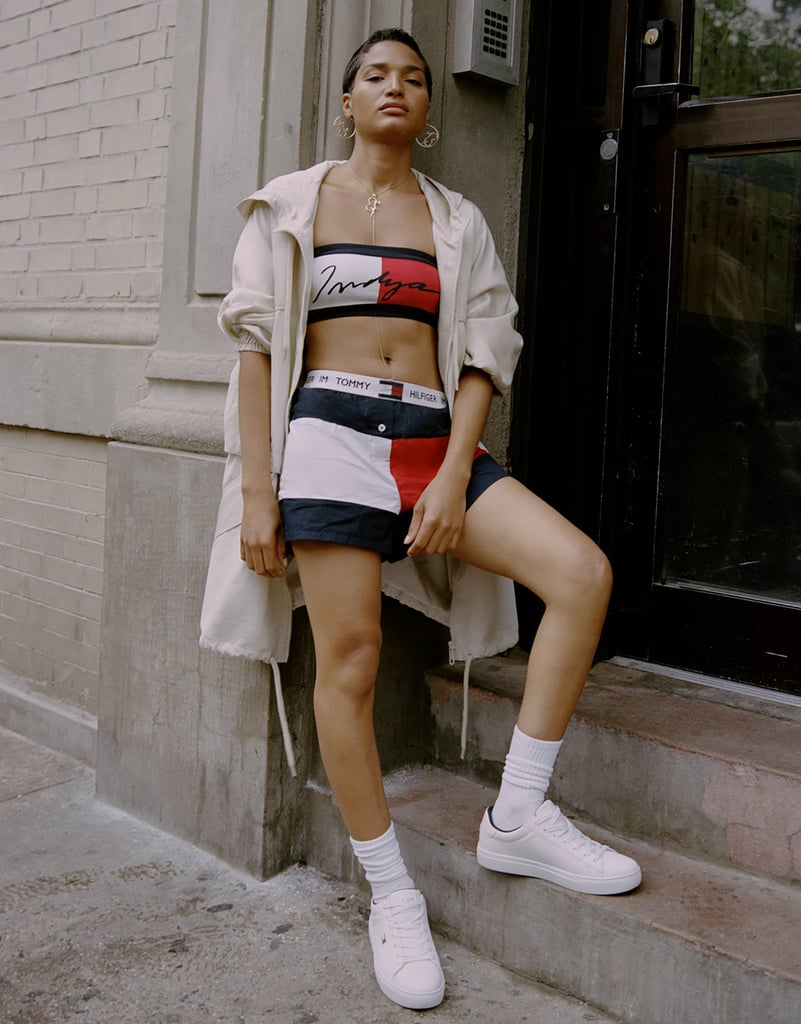 Indya Moore and Tommy Hilfiger Created a Capsule Collection