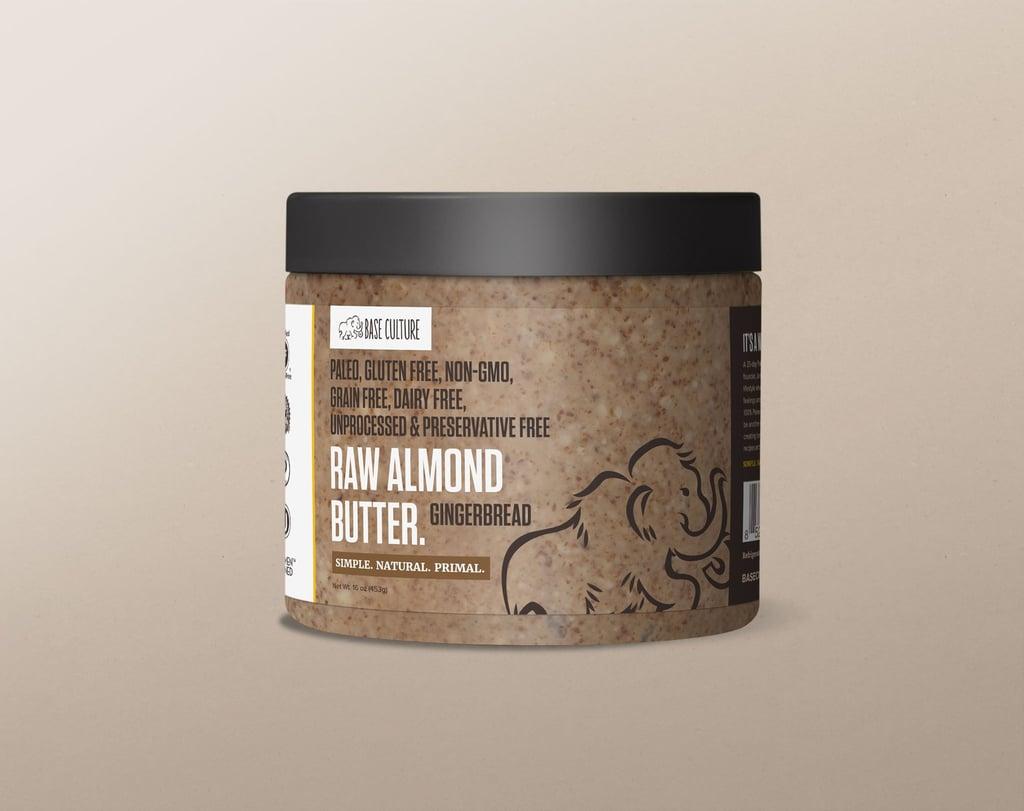 Gingerbread Almond Butter