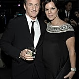 Sean Penn is Honored and Angry