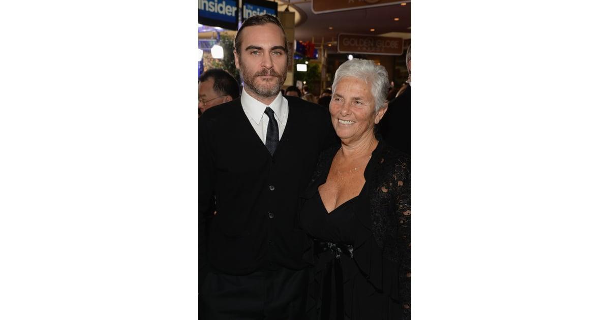 Joaquin Phoenix And Arlyn Phoenix Hot Celebrities And