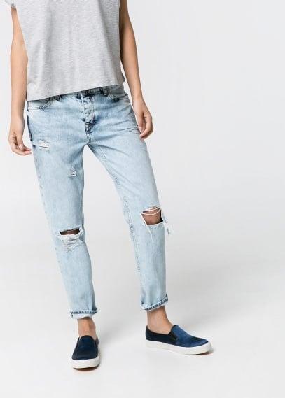 Mango Boyfriend Nancy Jeans ($80)