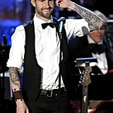 When He Expertly Rocked a Bow Tie