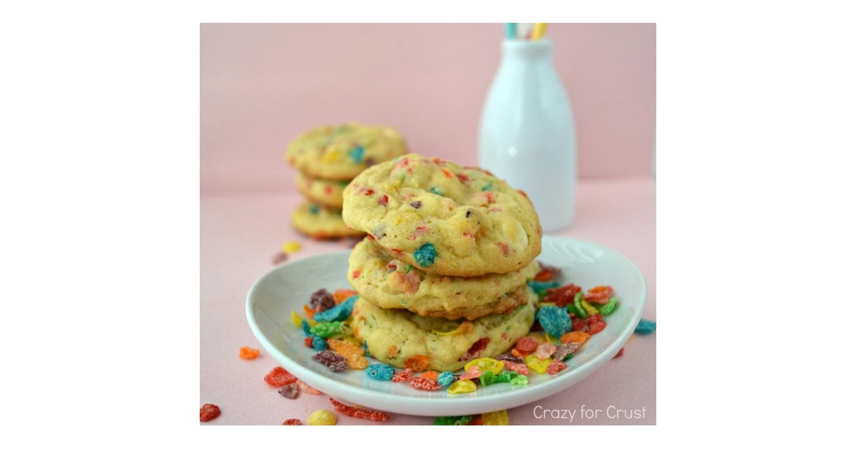 Fruity pebbles pudding cookies cereal dessert recipes for Fruity pebbles alcoholic drink