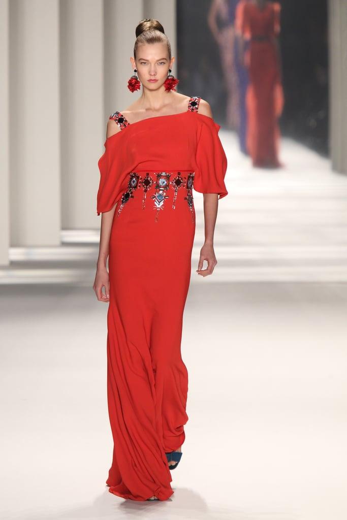 Amy Adams: Carolina Herrera Fall 2014