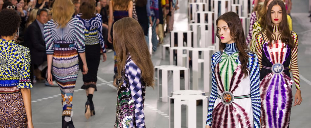 Mary Katrantzou's Sending Us on a Trip to The Psychedelic Sixties for Spring