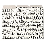 Kate Spade Hidden Meaning File Folder ($16)