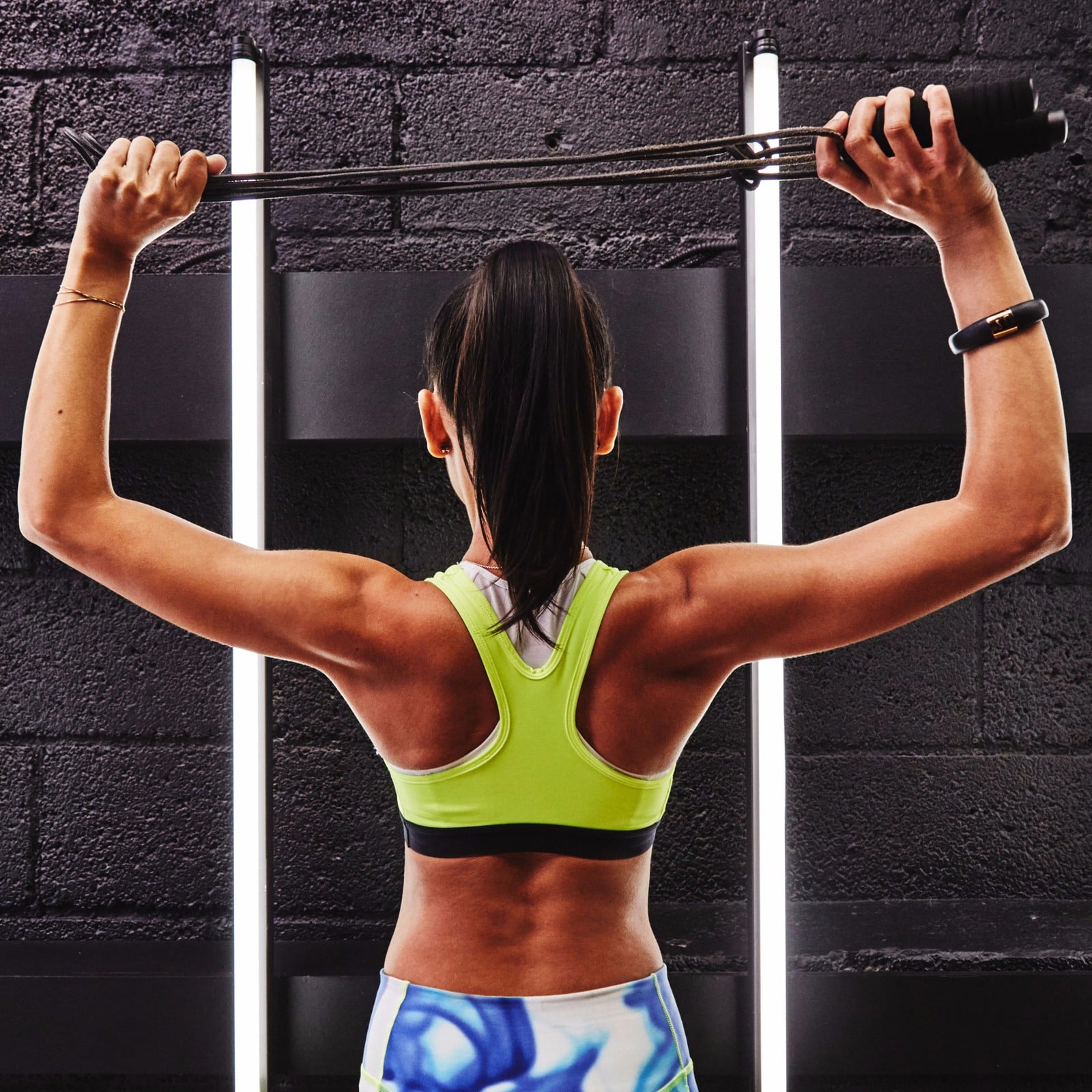 Up Ladder Crossfit Workout Popsugar Fitness