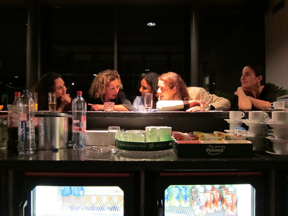 Relate: You May Recognize Some of These Things Overheard on Moms' Night Out