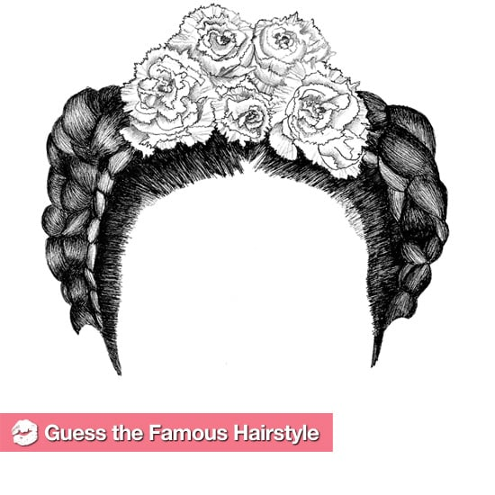 Guess the Famous Hairstyle
