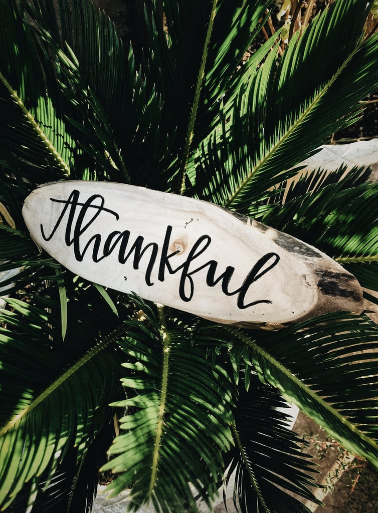 November: Create a Wall of Gratitude