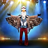 Who is the Eagle on The Masked Singer?