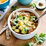 Slow-Cooker Veggie Tortilla Soup