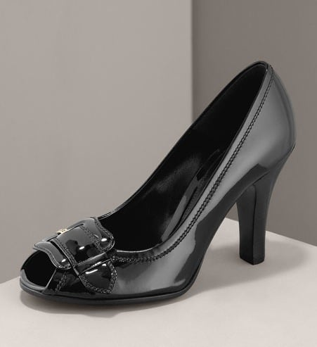 The Look For Less: Fendi Peep-Toe Pump