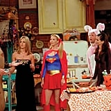Rachel Knew When It Just Wasn't Cool to Wear a Costume