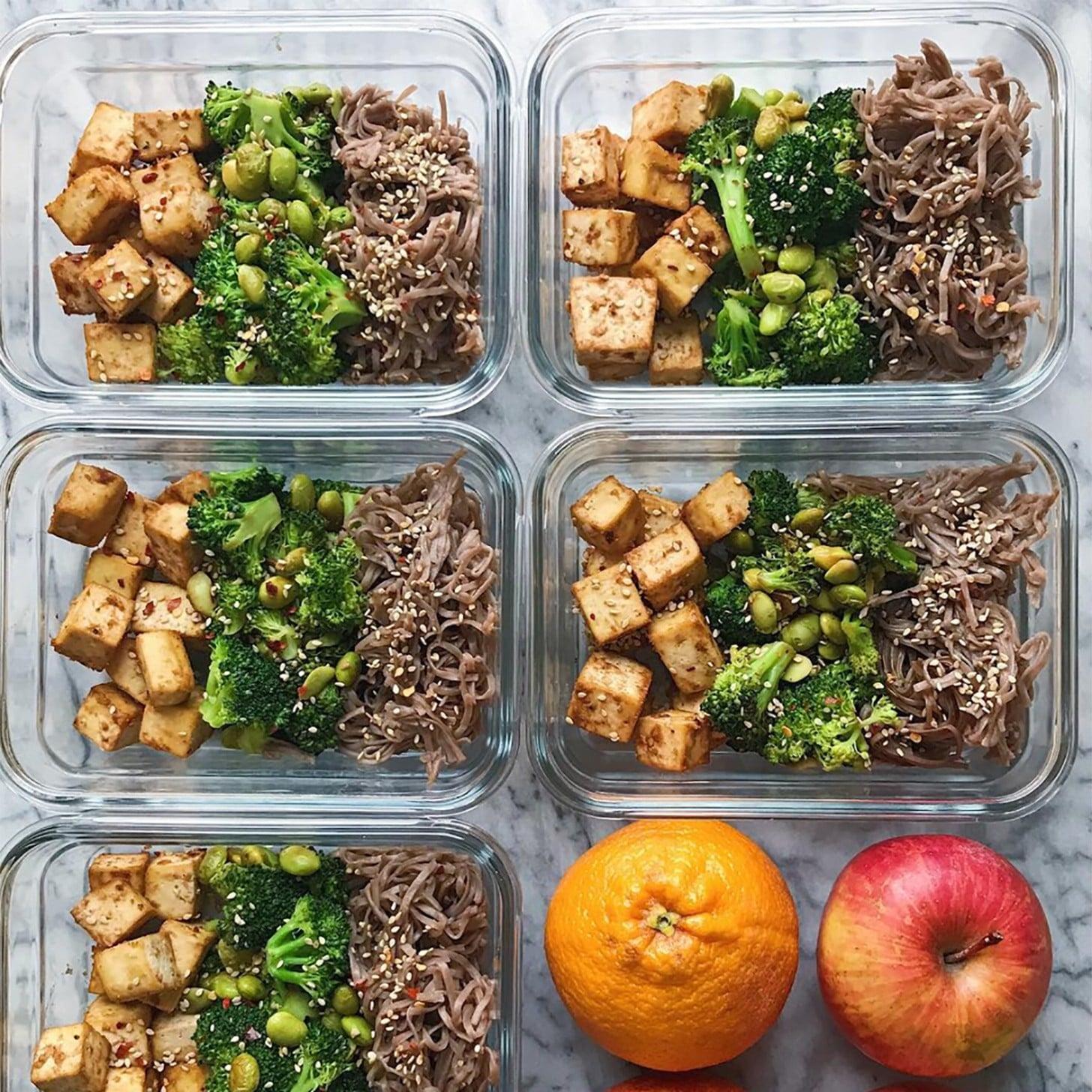 Lunch Meal Prep Ideas   POPSUGAR Fitness