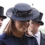 Princess Eugenie's Love Hat