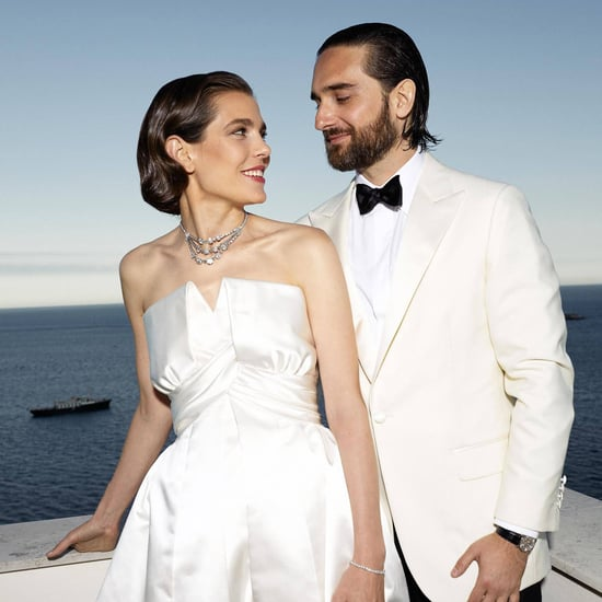 Charlotte Casiraghi's Wedding Outfit