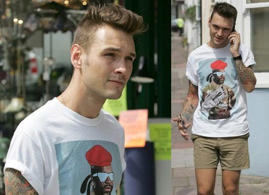 """Photos of Preston in Brighton Plus Watch Preston's New Video """"Dressed to Kill"""""""