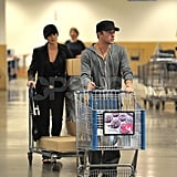 Ryan and Abbie Shop at Ikea