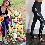 Sun Lovin' Roots Pineapple Leggings