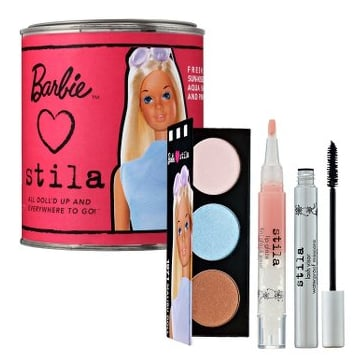 Wednesday Giveaway! Barbie Loves Stila Paint Can — 1971 Malibu Doll