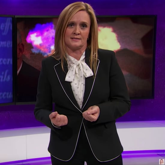 Samantha Bee on Vice Presidential Debate